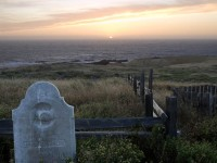 Grave by the Sea in manmade objects photo gallery