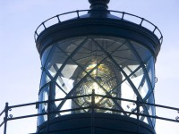 Lighthouse Lens in Russian Gulch to Fort Bragg photo gallery