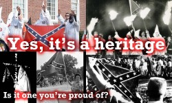 Confederate Heritage in graphic design photo gallery