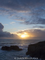 Contemplation in Mendocino photo gallery