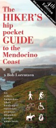 Cover for Mendocino Hiking Guide in Print Design photo gallery