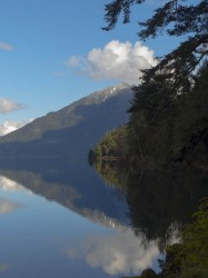 Peninsula in reflections photo gallery