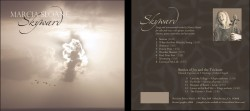 Skyward CD Cover in graphic design photo gallery
