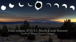 Solar Eclipse Composite in astronomy photo gallery