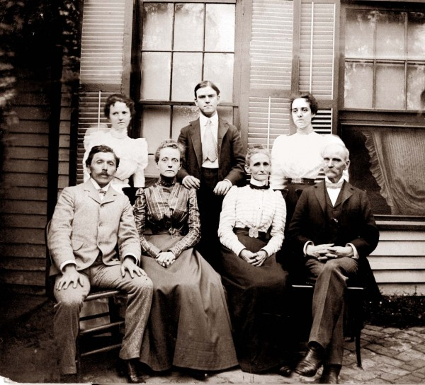 The Beremans, around the start of the 20th Century