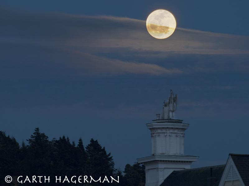 Moon and the Maiden on Garth Hagerman Photo/Graphics