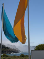 Music Festival Flags in Mendocino photo gallery