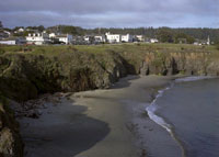 Mendocino and Portuguese Beach in Mendocino photo gallery